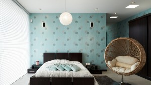 design interior home bedroom_133777256